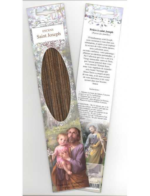 Encens baguettes Saint Joseph