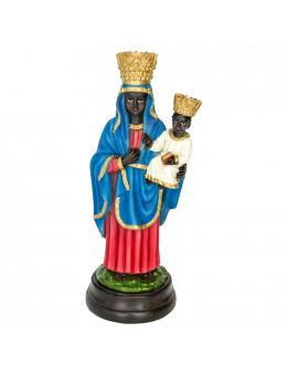 Statue résine peinte à la main Erzulie Dantor 20 cm