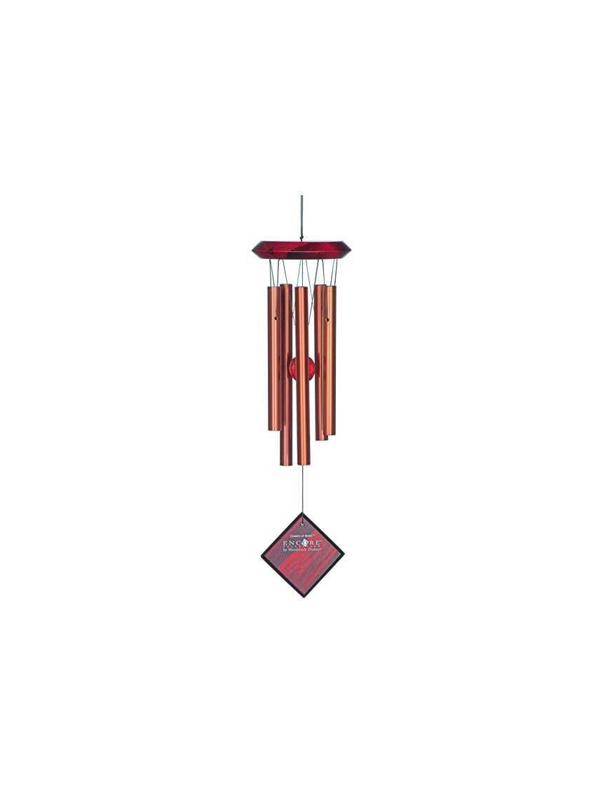 Carillon bois mars bronze