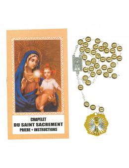 Chapelet du Saint Sacrement