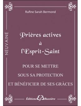 Prières actives à l'Esprit Saint