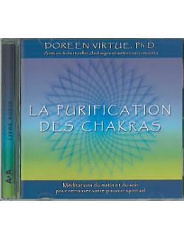 Purification des chakras - Livre audio 1 CD