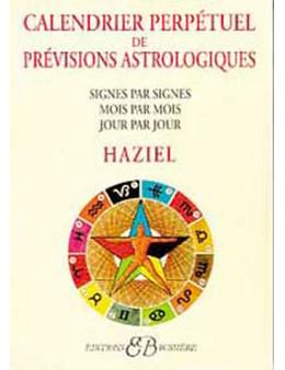 Calendrier perpétuel de prévisions astrologiques