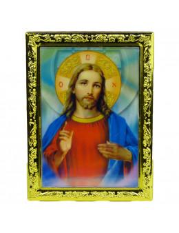 Magnet image Sacré Coeur de Jésus