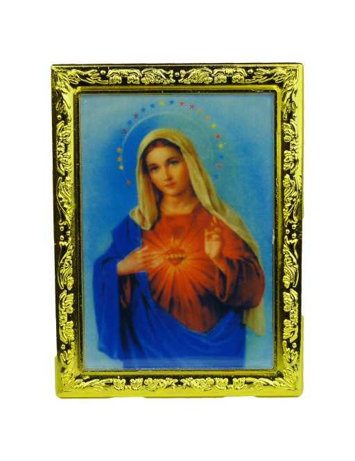 Magnet image Sacré Coeur de Marie