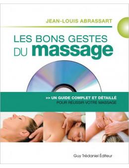Bons gestes du massage livre + dvd