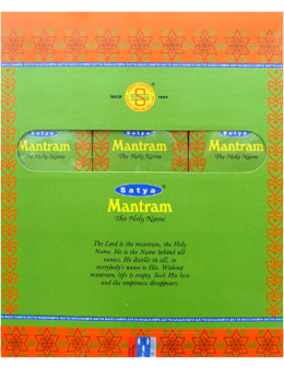 Encens Satya Mantram