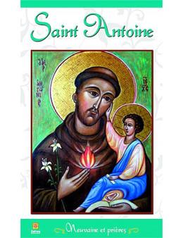 Saint Antoine - Neuvaine et prières