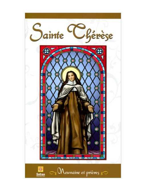Sainte Thérèse - Neuvaine et prières