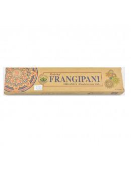Encens Goloka Frangipani Organical Masala - 15g