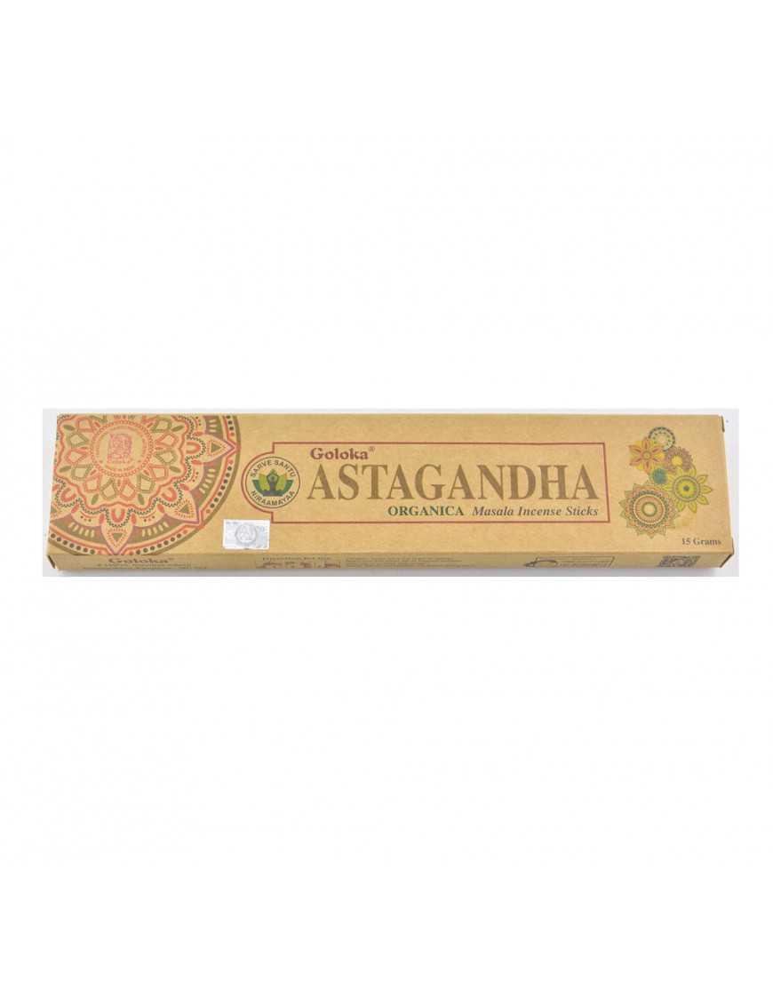 Encens Goloka Astagandha Organical Masala - 15g