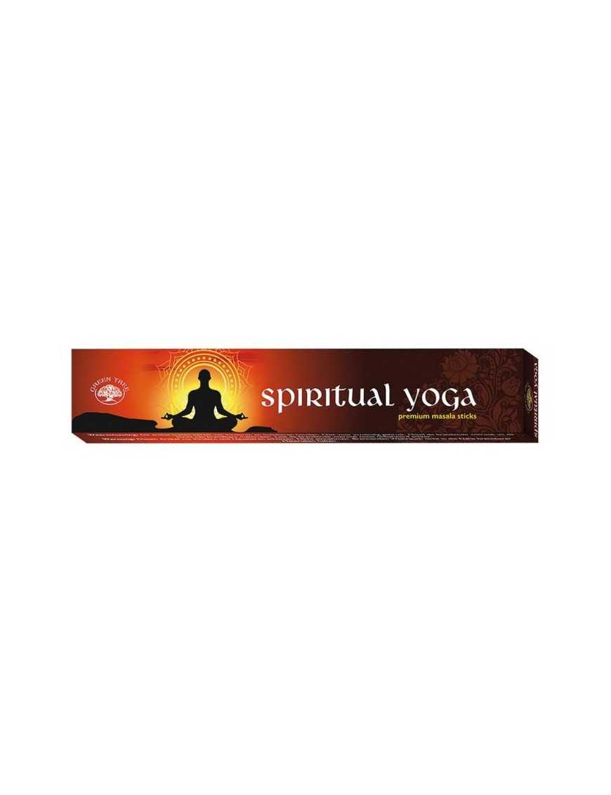 Encens Green Tree Spiritual Yoga