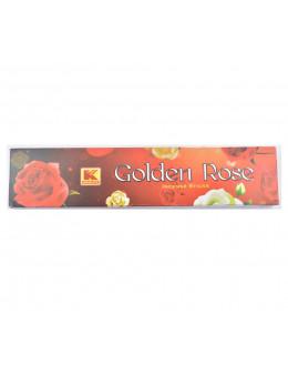 Encens Kwality Golden Rose 20 baguettes