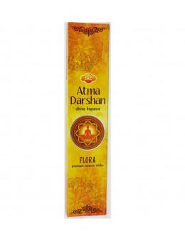Encens Sac Atma Darshan Flora 15 baguettes