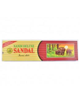 Encens Nandi Deluxe Bois de Santal - Sandal 30 baguettes
