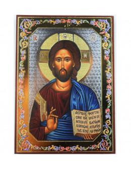 Images saintes sur bois 14x10