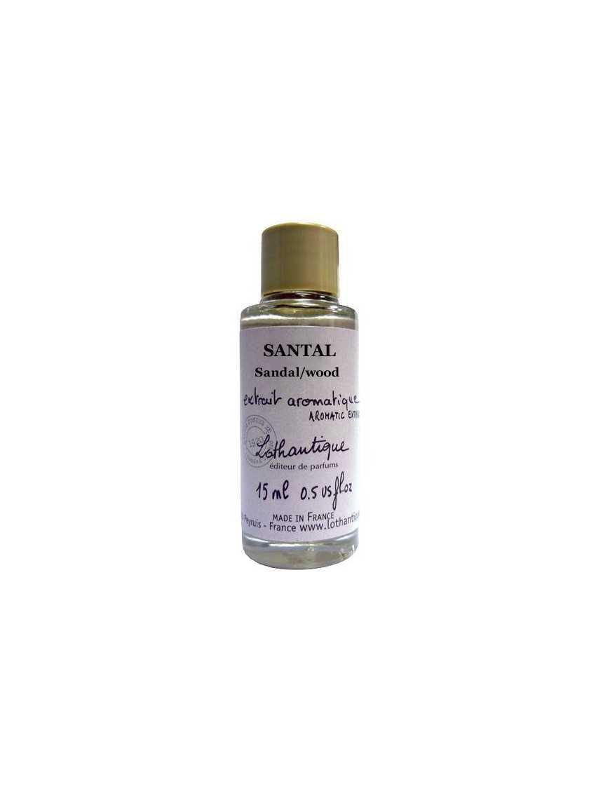 Extrait aromatique de Santal