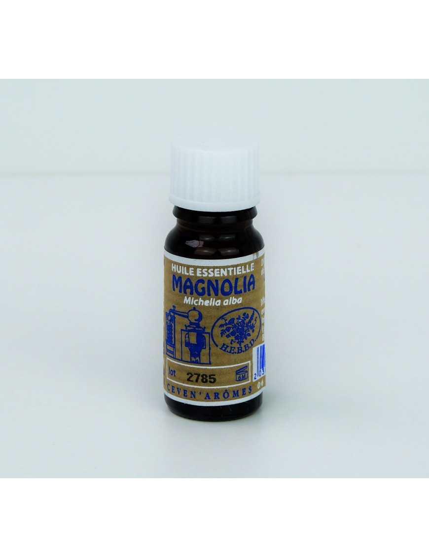 Huile essentielle de Magnolia 10 ml avec Compte-gouttes