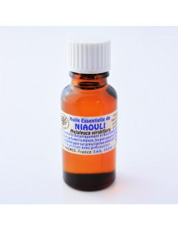 Huile essentielle de Niaouli 20 ml avec Compte-gouttes