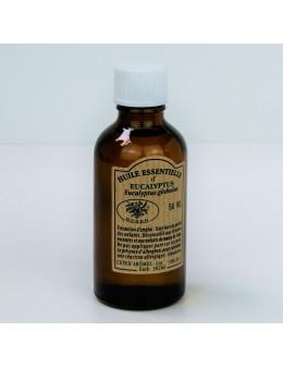 Huile essentielle d'Eucalyptus 50 ml avec Compte-gouttes