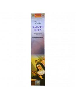 Encens Aromatika vedic Sainte Rita 15g