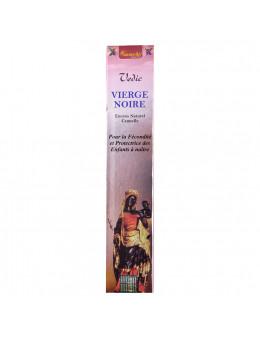 Encens Aromatika vedic Vierge Noire 15g