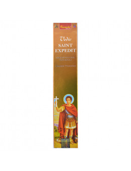 Encens Aromatika vedic Saint Expédit 15g