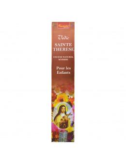 Encens Aromatika vedic Sainte Thérèse 15g
