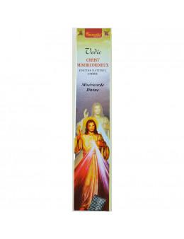 Encens Aromatika vedic Christ Miséricordieux 15g
