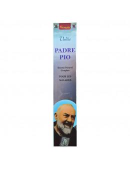 Encens Aromatika vedic Padré Pio 15g