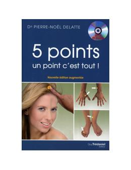 5 points un point c'est tout ! Livre + DVD