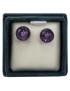 Boucles d'oreilles perle 6 mm