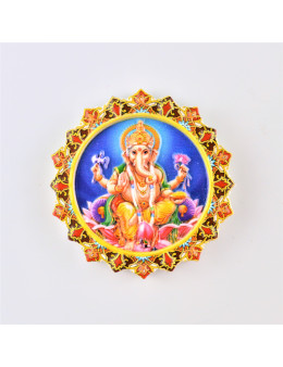 Magnet Résine - Ganesha