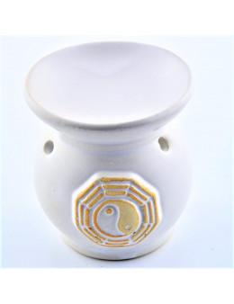 Brûle-encens en céramique