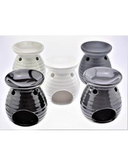 Brûle-parfum diffuseur céramique émaillé