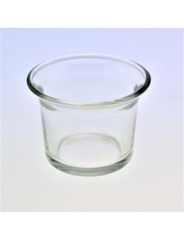 Photophore petit format verre