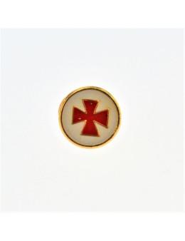 Pin's Croix templière