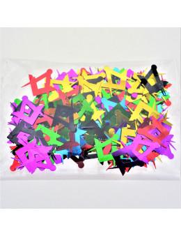 Confettis de table Equerre et compas