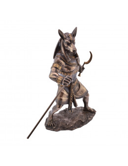 Statue Anubis debout grand format