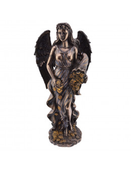 Statue Isis Fortuna grand format en bronze