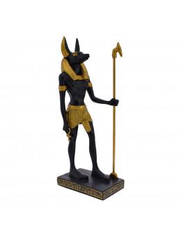 Statue Anubis debout