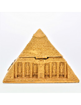 Pyramide ouvrable petit format