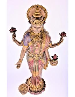 Grande statue Buddha Lakshmi