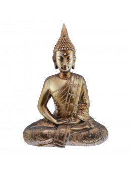 Statue Bouddha assis 43 cm