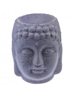Brûle-parfum céramique tête de Buddha