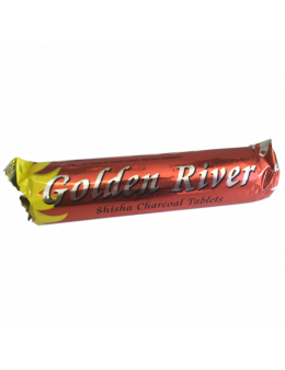 Charbons ardents Golden River 40 mm