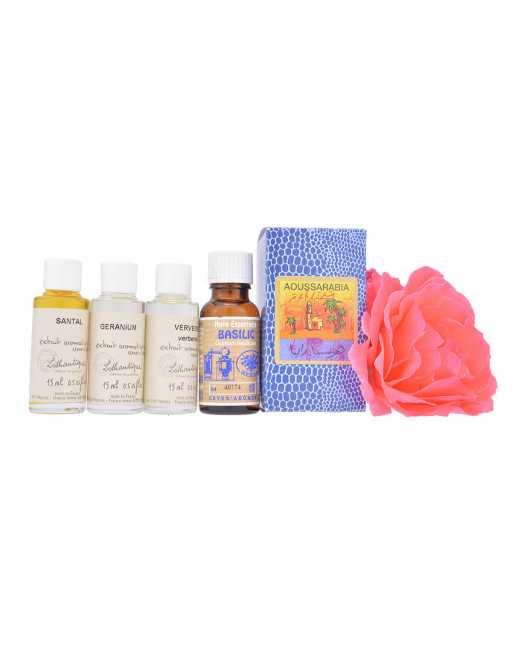 Pack de Parfums thématique - Protection