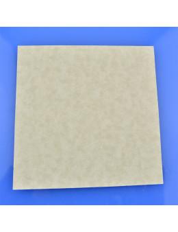 Parchemin végétal qualité supérieure 250g format 9x9 cm