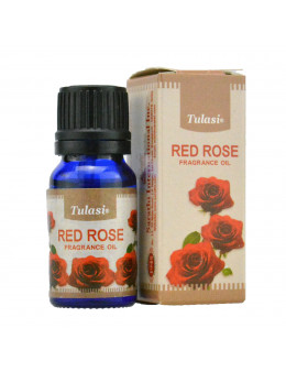 Huile Tulasi Rose Rouge/Red Rose 10 mL