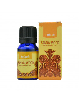 Huile Tulasi Bois de Santal/Sandalwood 10 mL